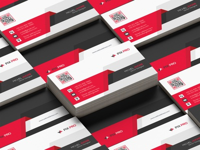 Personal Corporate Business Card professional corporate company brand visiting card minimal personal card business car