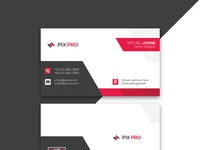 Personal Corporate Business Card template professional recent identity personal visiting card business corporate