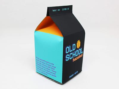 Old School design nostalgic typography booze coffee branding logo graphic design