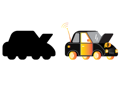 Microservices Car Example