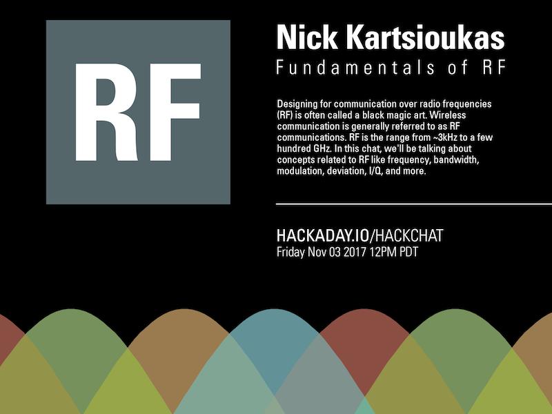 RF Hack Chat Poster by Aleksandar Bradic | Dribbble | Dribbble