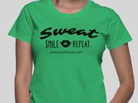 Sweat Smile T-Shirt comp
