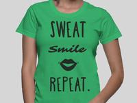 Sweat Smile T-Shirt comp2