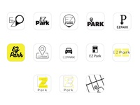 EZ Park App Icon