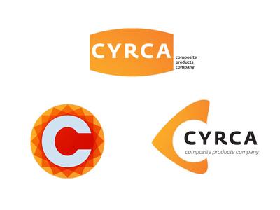 Cyrca Logo logo design logo