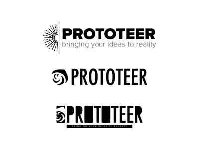 Prototeer Logo 1 logo design logo