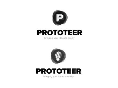 Prototeer Logo 2 logo design logo