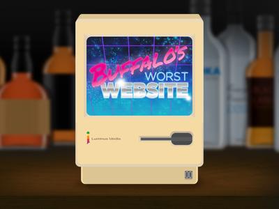 Buffalo's Worst Website Logo