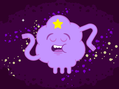 LSP adventure time space illustrator illustration vector lsp