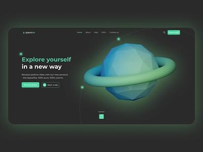 ui design concept neon light ux branding uidesign illustration ui  ux gradient figma design figma business