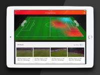 Stats - iPad Attacking Heat Maps