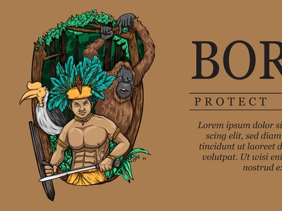 Borneo Protect the Forest 01