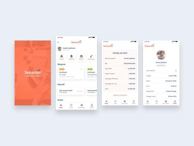 Sekantor HR App (2019)