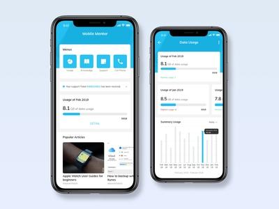 Mobile Dashboard (2018)