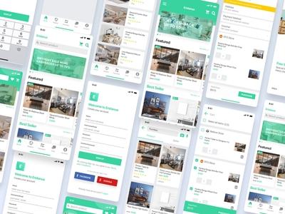 E-Commerce UI Kits