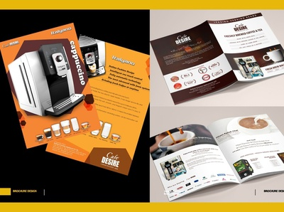 Creative Product Brochure Design