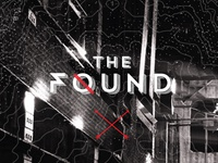 The Found - Youth Ministry Logo