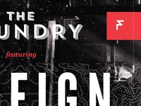 The Foundry Poster