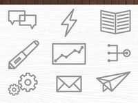 Process Icons For Our Redesign