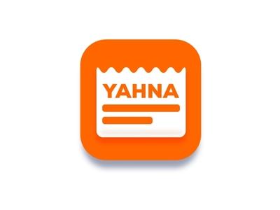 yahna news app icon