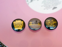 Firefly Buttons