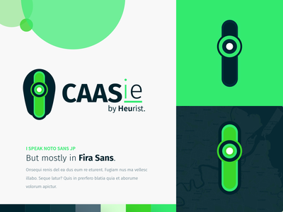 CAASie Logo & Colour Palette caasiebot caasie web app icon typography logo illustration billboards billboard flat design