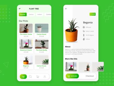 Plant Tree App