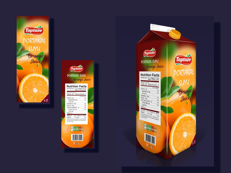 Orange Juice/Packaging