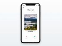 Tinder ⨉ Travel Concept 🍑