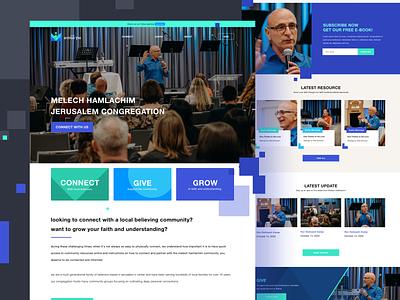 MHM website design web