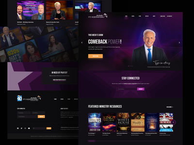 SidRoth web website design web
