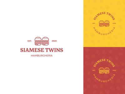 Siamese Twins - Hamburgheria