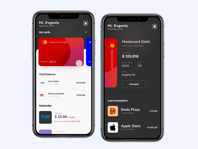Bank | Mobile App