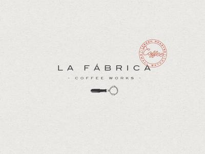 La Fábrica - Logo Design