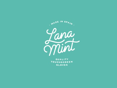 Lana Mint - Logo Design