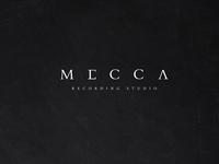 Mecca Recording Studio – Logo Design