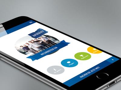 Mobile App Splashscreen