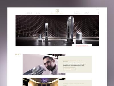 Burkhardtsmaier Website