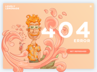 404 Page – daily UI 004