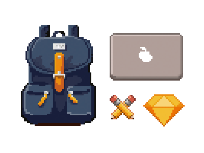 Pixel Equipment part01