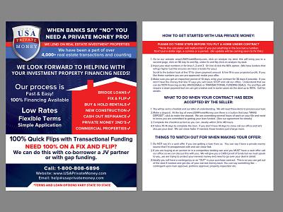 Flyer Design brochure design flyer design print design illustration branding typography vectorart design