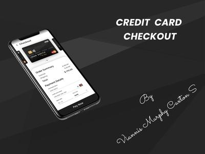 Credit Card Checkout credit card checkout dailyui