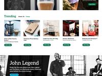 Starbucks web