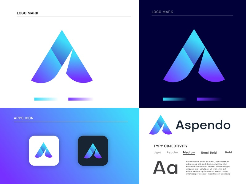 modern logo  l a letter logo l a logo l a logo mark creative logo a logo design trend logo logo make logo creator modern logo design modern logos a mark a logos a letter logo app vector technology gradient logo agency logo mark abstract morden branding brand identity