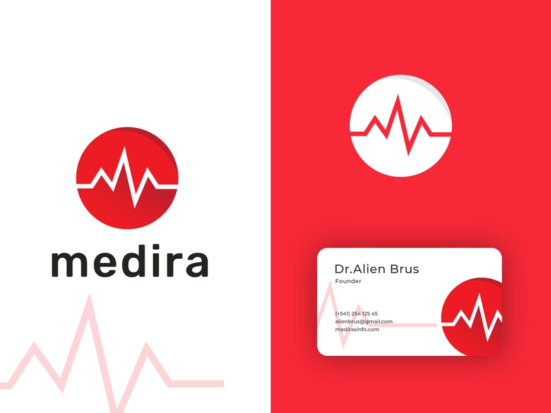 Medical logo design medieval vector minimal logo design concept doctor consulting simple logo medical medical app medical care medical logo logo mark abstract typogaphy morden brand identity