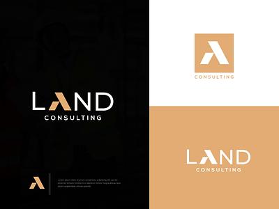 real estate consulting firm logo logodesign logo mark logotype typography minimalist modern logo logo agency mortgage brokers consulting consultant realistic logos wordmark morden branding brand identity