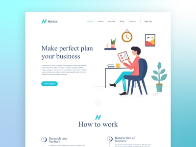 business consulting landing website redesign website design agency managment consulting business simple website illustration uiux ix ui website designer landing page design website design website concept clean interface clean ui