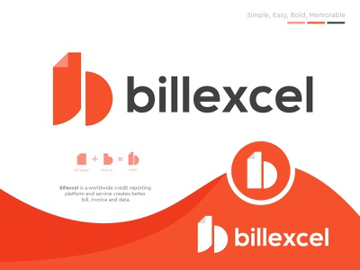 Bill invoice and data entry identity ecommerce clean logo software logo data process data entry pay logo minimalist logo professional logo meaning logo conceptual logo memorable logo simple logo app icon typography modern logo payment logo abstract branding brand identity