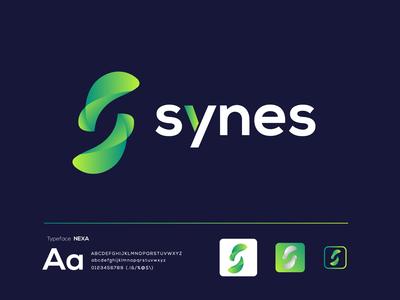 synes logo branding