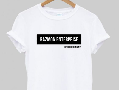 Simple And Professional Design Tshirt